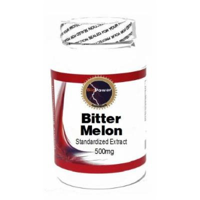 Bitter Melon Standardized Extract 500mg 90 Capsules # BioPower Nutrition