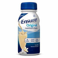 Ensure Regular Nutrition Shake, Vanilla, 8-Ounce, 16 Count