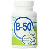 Eden Pond B-50 Best Choice Supplement, 100 Count