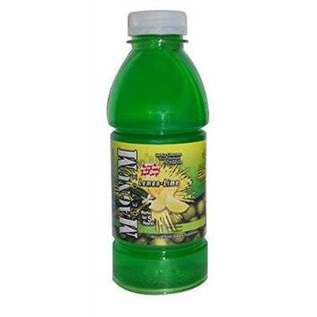 10 Pack - Magnum Detox Cleanser Instant Flush 16 Fl Oz Lemon Lime with Free Im Baked Bro and Doob Tubes Sticker