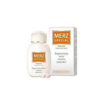 Merz Spezial Special 120 Dragees Vitamins Hairskinnails Great Gift Fast Shipping