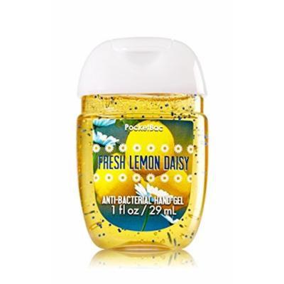 Bath & Body Works PocketBac Hand Sanitizer Gel Fresh Lemon Daisy