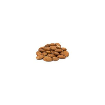 Almonds Raw Unsalted 1 lb Bag