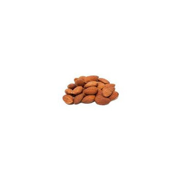 Almonds Roasted Unsalted 1 lb Bag