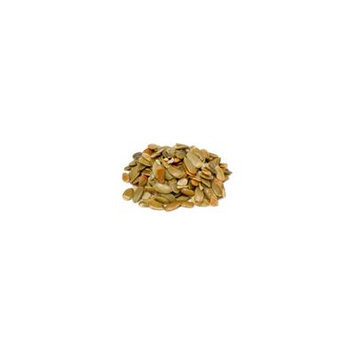 Pumpkin Seeds Roasted Unsalted Shelled 1 lb Bag