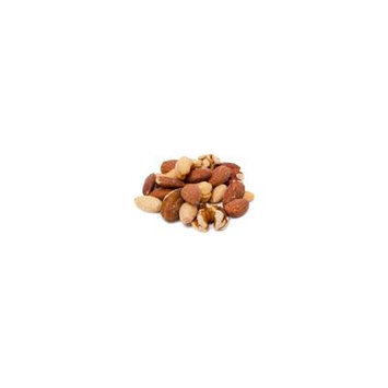 Deluxe Mixed Nuts Roasted Unsalted 1 lb Bag