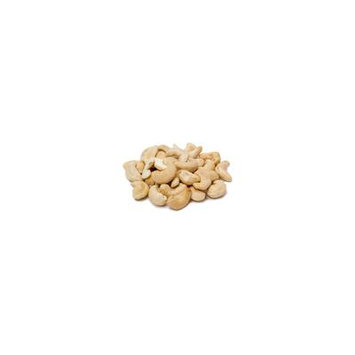 Cashews Raw Whole Unsalted 1 lb bag