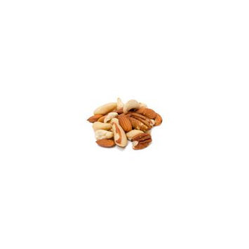 Deluxe Mixed Nuts Raw 1 lb Bag