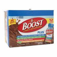 Boost Plus Complete Nutritional Drink, Bottles, Rich Chocolate 96 fl oz