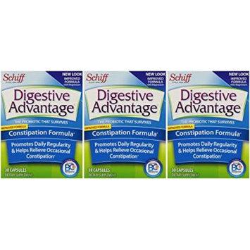 Digestive Advantage Probiotics - Constipation Formula Probiotic Capsules, 90 Count