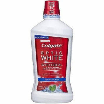 Colgate Optic White Icy Fresh Mint Mouthwash