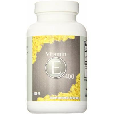 Eden Pond Vitamin E-400 Ultra Potent Supplement, 250 Count