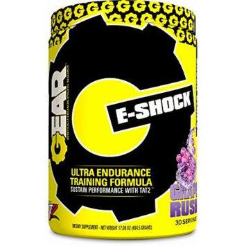 E-Shock All Day BCAA Training Formula, Grape, 482 Grams