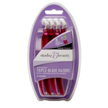 Studio 35 Beauty Disposable Triple-Blade Razors