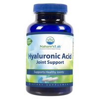 Nature's Lab Hyaluronic Acid - Joint Support, Vegetarian Capsules