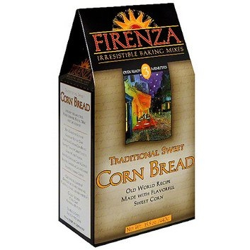Firenza Traditional Sweet Corn Bread