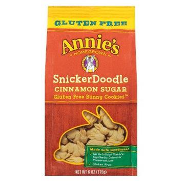 Annie's Snicker Doodle Gluten Free Bunny Cookies 6-oz.
