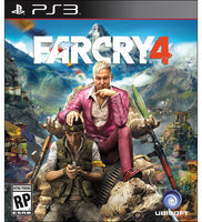 Ubisoft PS3 - Farcry 4 Limited Edition