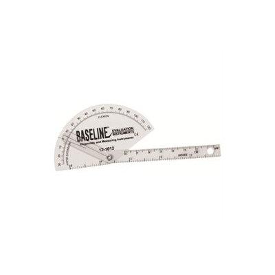 Baseline Flexion / Hyper-Extension Plastic Finger Goniometer