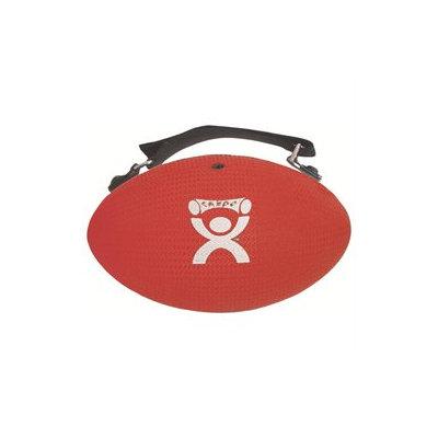 Cando Handy Ball w/ Adj. Strap - 3lbs (Red)