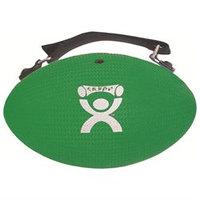 Cando Handy Ball w/ Adj. Strap - 4lbs (Green)