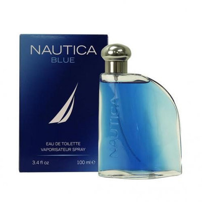 Nautica Blue EDT Spray 3.4 Oz For Men