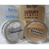 2Pc. SAMPLE 10-ml Jars/Ben Nye Luxury Set (Banana & Neutral Set)