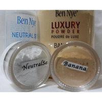 2Pc. SAMPLE 10-ml Jars/Ben Nye Luxury Set (Banana & Neutral Set)