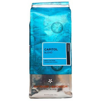 Batdorf & Bronson Coffee Roasters - Capitol Blend - Roasted Whole Bean Coffee (16oz)