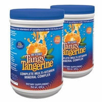 2 Pack Beyond Tangy Tangerine 420g Canisters Youngevity Liquid Multivitamin (Ships Worldwide)