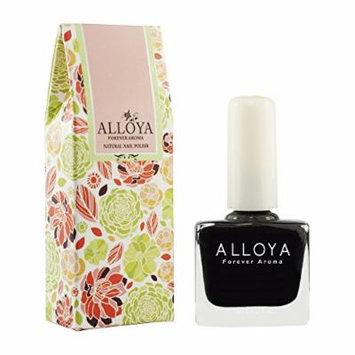 Alloya Natural Non Toxic Nail Polish, Water Based, 024 Spade A