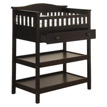 Childcraft Watterson Deluxe Changing Table - Jamocha