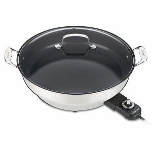 Cuisinart Gourmet Electric 14 inch Skillet