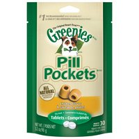 Greenie's Pill Pockets Dog