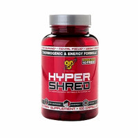 BSN Hyper Shred Thermogenic Metabolic Activator