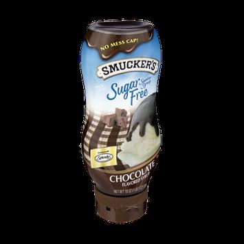 Smucker's Sugar Free Chocolate Flavored Sundae Syrup