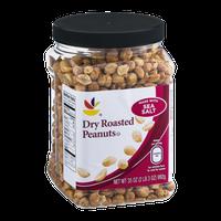 Ahold Dry Roasted Peanuts with Sea Salt