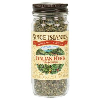 Spice Islands Italian Herb Seasoning, .65-Ounce (Pack of 3)