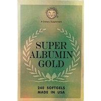 Super Albumin Gold, (240 softgels)