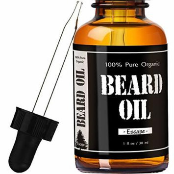 Leven Rose Escape Beard Oil and Leave-in Conditioner