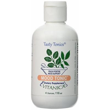 Vitanica Mood Tonic Bottle, 4 Ounce