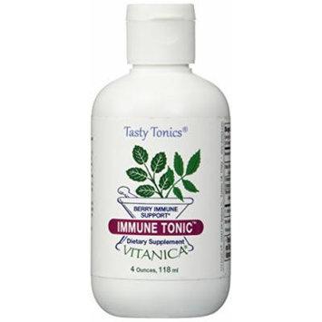 Vitanica Immune Tonic Bottle, 4 Ounce