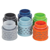 Lewis N. Clark OKO-RFL1 Filter Replacement Lvl 1 Assorted Colors