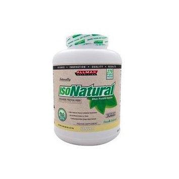 AllMax IsoNatural Vanilla 5 lbs