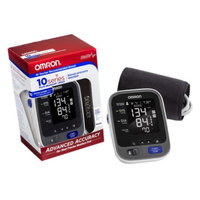 Omron 10 Series Wireless Upper Arm Blood Pressure Monitor, Model BP786, Cuff that fits Standard and Large Arms, 1 ea
