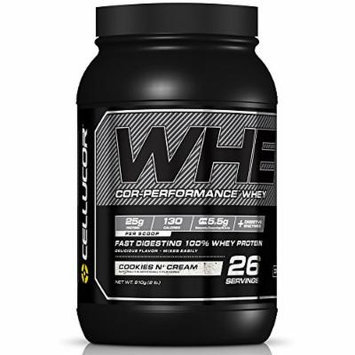 Cellucor Cor-Performance 100% Whey Protein Powder with Whey Isolate, Cookies N' Cream/G4, 2 Pound