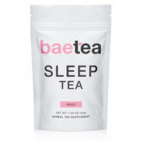 Baetea Sleep Chamomile Tea: Reduce Stress & Promote Sleep, 30 Servings, with Potent Traditional Organic Herbs, Ultimate Way to Relax The Mind and Body