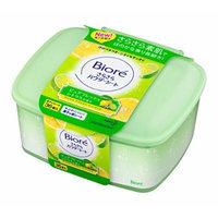 Bioré Japanese Facial Sheet Aroma Body Powder Sheet Pure Fresh Citrus Rustling