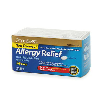 Good Sense Allergy Relief