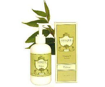 California Fleurish Antique Garden Green Tea 237ml/8oz Vitamin E Lotion